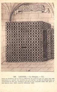 France Loches Le Donjon Cage du Cardinal de la Balue