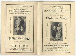 MONTREAL, Quebec, 1920s; English/French Famous Midgets Palace Booklet