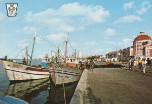 Angola Postcard - Luanda - Fishery Port  RR9043