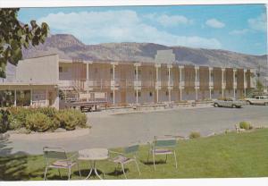 The El Rancho Motor Hotel, Kamloops, British Columbia, Canada, 40s-60s