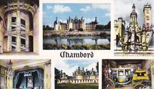 France Chambord Le Chateau Multi View Photo