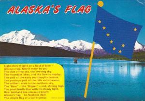 Alaska State Flag 1996