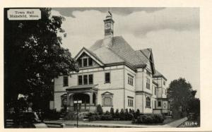 MA - Mansfield. Town Hall