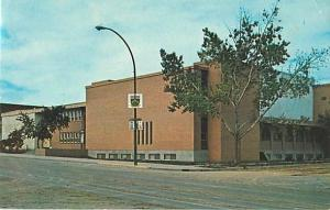 United Church Kindersley Saskatchewan SK Canada 1972