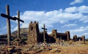 Holy City Easter Pageant Ground Lawton OK Unused