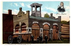 West Virginia , Harper's Ferry , John Brown's Fort
