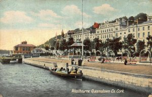 Westbourne Queenstown Co. Cork Postcard
