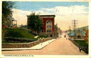 WV - Bluefield. Princeton Ave.