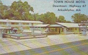 Arkansas Arkadelphia Town House Motel