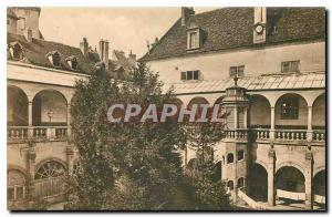 Old Postcard Dole Hospital