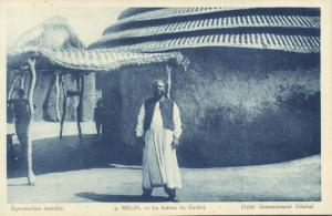 chad tchad, MELFI, The Sultan of Karbol (1910s)