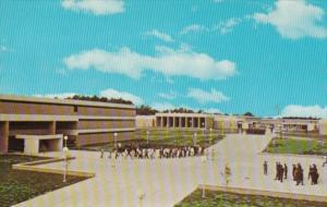 Military Reception Station Barracks Fort Jackson Columbia South Carolina