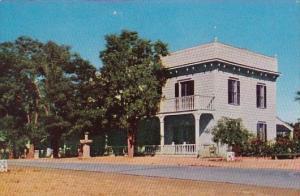 California San Juan Batista Zanetta House