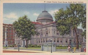 Indiana South Bend St Joseph County Court House