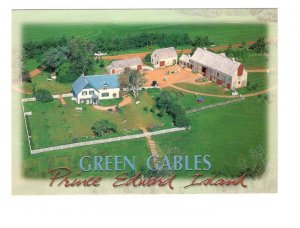 Anne of Green Gables, Prince Edward Island, Large 5 X 7 Postcard