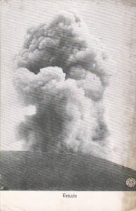 ITALY, 1900-1910's; Vesuvio