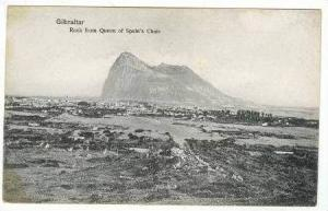 Gibraltar,Rock from Queen of Spain's Chair, 00-10s