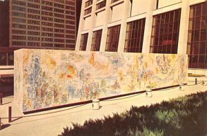 Marc Chagall's Les Quatre Saisons - Chicago First National Plaza