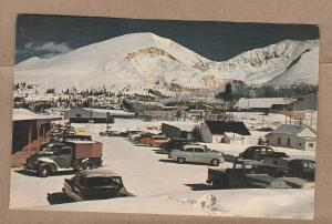 Climax Colorado Postcard Continental Divide Molybdenum Bartlett Peak