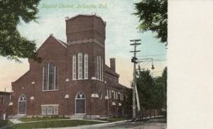 BELLEVILLE, Ontario , 1900-10s ; Baptist Church
