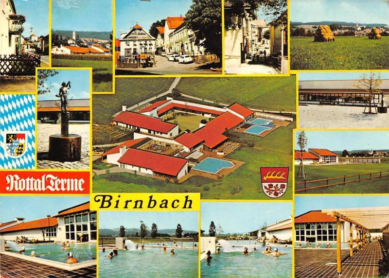Rottal Terme Birnbach multiviews Swimming Pools Schwimmbad Statue Auto Cars