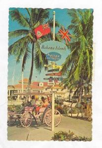 Nassau in the Bahamas, Crossroads, PU-1965