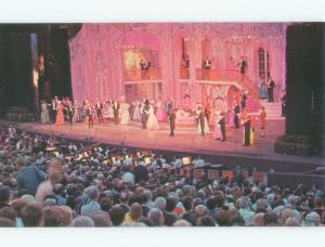 Unused Pre-1980 MUNICIPAL OPERA IN FOREST PARK St. Louis Missouri MO E7528