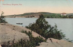 KINGSTON, Ontario, Canada, PU-1910; Fort Henry