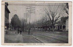 Avondale, Pa., Penna Ave.