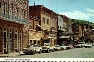 South Dakota Deadwood Main Street Historic Building