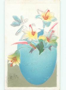 Divided-Back EASTER SCENE Great Postcard AA1508