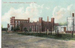 LEAVENWORTH , Kansas , 1900-10s ; Kansas State Penitentiary