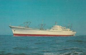 Nuclear Ship Savannah, 1950-60s