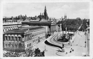 Austria Vienna, Wien, Ring, statue, denkmal, monument, echte photo