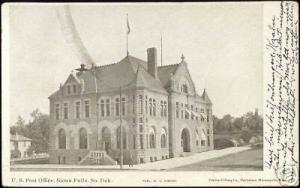 Sioux Falls, S.D., U.S. Post Office (1907)