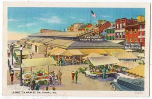 Lexington Market, Baltimore MD