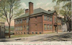 SOUTH ORANGE , New Jersey, 1911 ; Public SChool