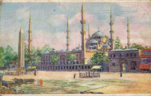 Turkey Constantinople Mosque Sultan Ahmed 03.39