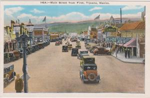 Main Street from first , TIJUANA , Mexico , 00-10s