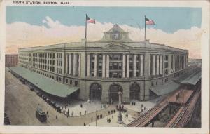 Boston, Mass., 1924 - South Station