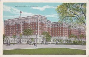 Missouri St Louis Hotel Chase 1932