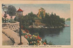 ALEXANDRIA BAY , New York , 00-10s; Castle Rest, Thousand Islands