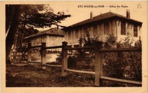 CPA  Ste-Marie-sur-Mer - Allées des Sapins  (587982)