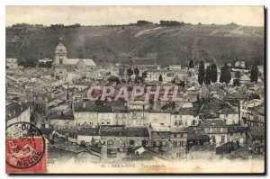 Old Postcard Bar le Duc General view