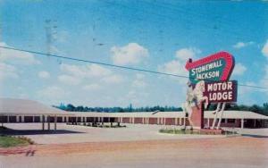 Mississippi Jackson Stonewall Jackson Motor Lodge