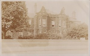 Chelmsford Infirmary Antique Real Photo Postcard
