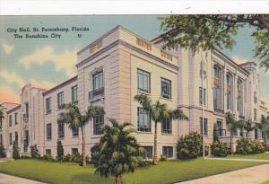 Florida St Petersburg City Hall