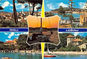 West Africa Mali Losinj, General view Harbour Yacht Bateaux