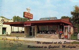 MI - Gaylord. Star Restaurant