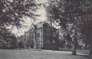 Iowa Lamoni Indianola Simpson College Mary Bell Hall Chapel & Science Hal...